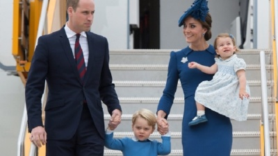 "alt=""'Fantastic news': Prince William and Kate expecting 3rd child"""