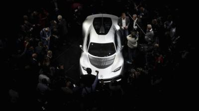 "alt=""In pictures: Here's what's catching the eye at the Frankfurt Motor Show"""