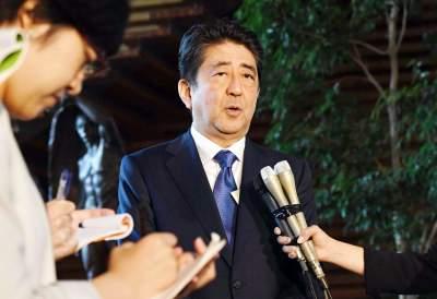 """alt=""""North Korea fires second ballistic missile over Japan"""""""