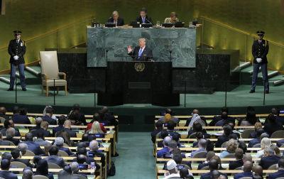 The Speech That Confirmed Trump