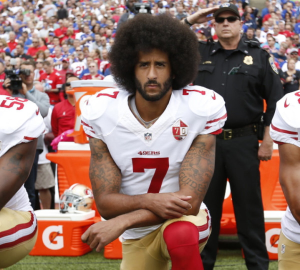 Kaepernick Takes-A-Knee, Trump Takes On The Constitution