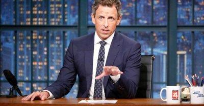 "alt=""Late-night hosts get serious, plead for Congress to address gun control after Las Vegas massacre"""