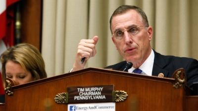 "alt=""Congressman Tim Murphy to resign after reports he urged mistress to get abortion"""