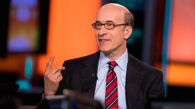 """alt=""""Bitcoin price bubble 'will collapse' while tech that underpins it lives on - Kenneth Rogoff"""""""