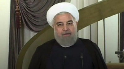 """alt=""""Iran nuclear deal: Global powers stand by pact despite Trump threat"""""""