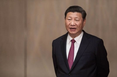 """alt=""""China-Japan Rivalry Deepens With Abe and Xi on Pace for More Power"""""""