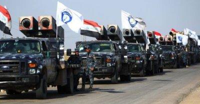 "alt=""Kirkuk: Iraqi forces advance on Kurdish-held sites"""