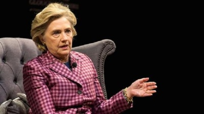"""alt=""""H Clinton says US threats of war with North Korea are 'dangerous, short-sighted'"""""""