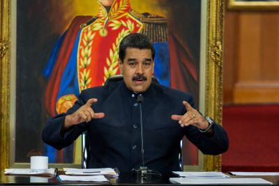 "alt=""EU Plans Venezuela Arms Embargo, Adding to Maduro's Pressures"""