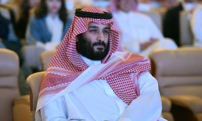"alt=""Saudi Arabia: 201 people held in $100bn corruption inquiry"""