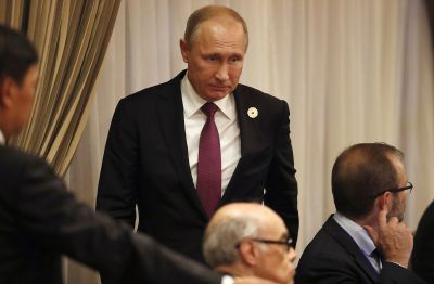 "alt=""Putin Jilted as Trump Says No to Formal Meeting at APEC"""