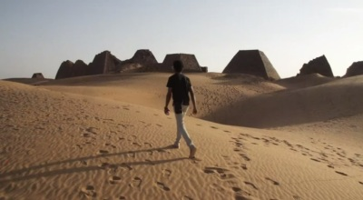 "alt=""Protecting Sudan's 'forgotten' pyramids"""