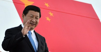 "alt=""Xi preaches 'openness' & 'cooperation' after Trump comes out swinging"""