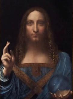 "alt=""'Leonardo da Vinci artwork' sells for record $450M"""