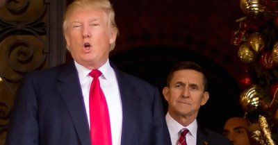 "alt=""Flynn news 'very, very, very bad,' source close to Trump tells NBC"""
