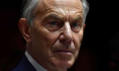 "alt=""Tony Blair confirms he is working to reverse Brexit"""