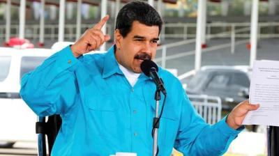 """alt=""""Venezuela launching a cryptocurrency backed by oil, gas, gold & diamonds"""""""