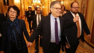 "alt=""Senator Al Franken to resign amid sexual misconduct claims"""