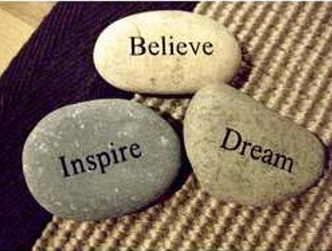 Believe Inspire Dream