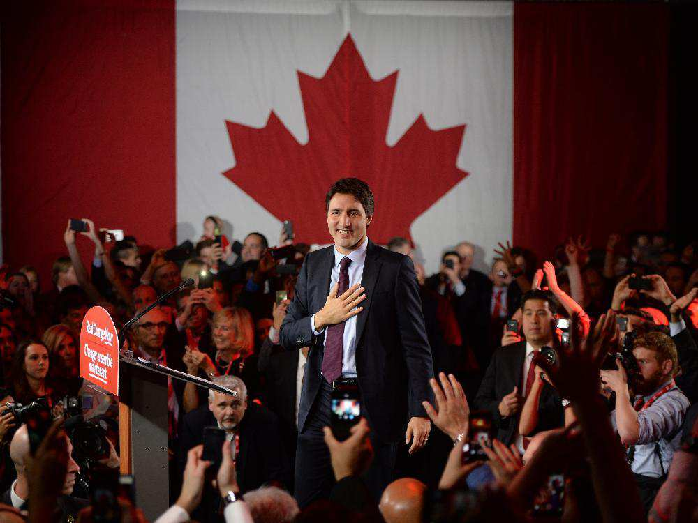 Canadians Reject Politics Of Division And Embrace Trudeau