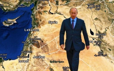 Russia Capitalizes On Middle East Chaos