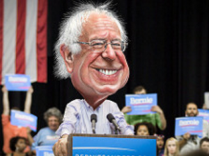 Bernie Sanders Audacious Run
