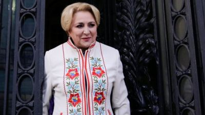 "alt=""Romania to have first female prime minister, Viorica Dancila"""