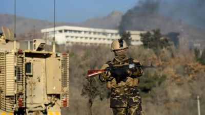 "alt=""Kabul: Afghan forces end Intercontinental Hotel siege"""
