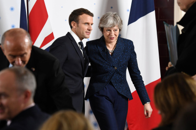 "alt=""Macron Raises Hope for Britain's Post-Brexit EU Market Access"""