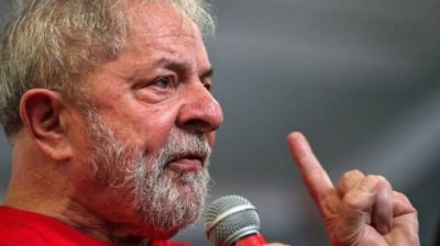 "alt=""Brazil ex-President Lula loses appeal against corruption conviction"""