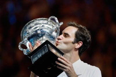 "alt=""Roger Federer Wins the Australian Open for His 20th Grand Slam Title"""