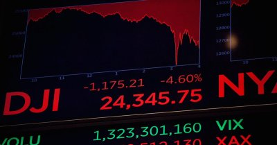 "alt=""Why the stock market plunged Monday"""
