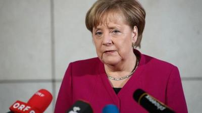 "alt=""Germany's Social Democrats back coalition with Merkel"""