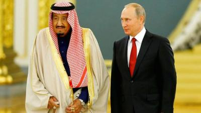 "alt=""Putin's power play: Saudi-Russia oil deal leads to bigger role in Middle East"""