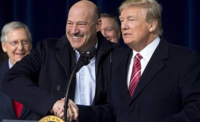 "alt=""Gary Cohn: Key Trump economic policy adviser resigns"""