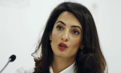 "alt=""Amal Clooney to represent two Reuters journalists detained in Myanmar"""