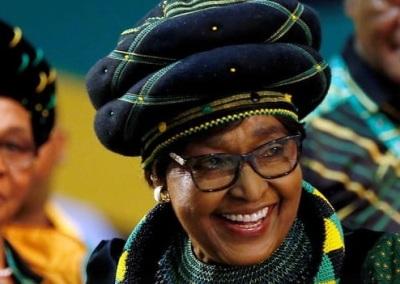"alt=""Winnie Madikizela-Mandela dies aged 81"""