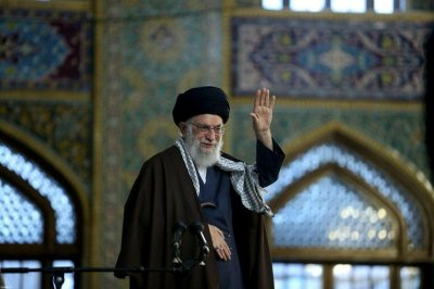 "alt=""Negotiating with Israel would be big mistake: Iran's Supreme Leader"""