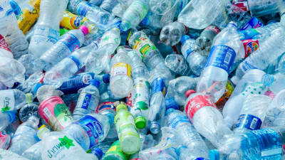 "alt=""Plastic-eating enzyme could help fight pollution, scientists say"""