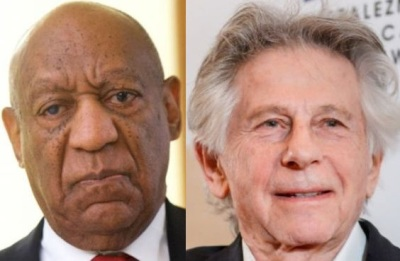 "alt=""Bill Cosby and Roman Polanski expelled from Oscars academy"""