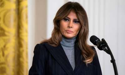 "alt=""Melania Trump undergoes kidney surgery"""