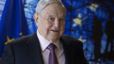"""alt=""""Profile: Billionaire philanthropist George Soros"""""""