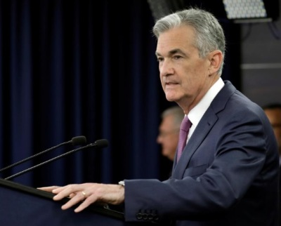 "alt=""Instant View: Fed raises rates again, sees two more hikes in 2018"""