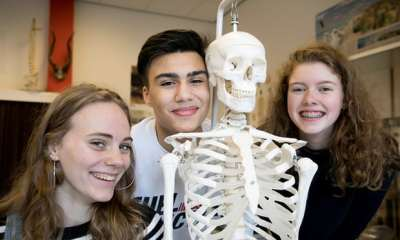 """alt=""""Why Dutch teenagers are among the happiest in the world"""""""