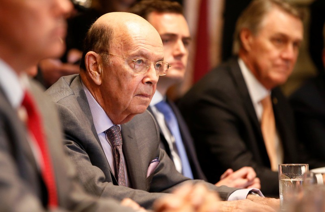 """alt=""""Ross says U.S. must create 'more painful' environment in trade"""""""