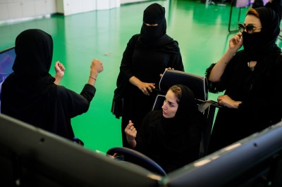 "alt=""Saudi Women Can Drive, but Here's the Real Roadblock"""