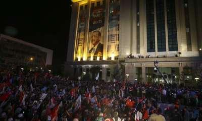 """alt=""""Turkey elections 2018: Erdoğan declared winner – as it happened"""""""