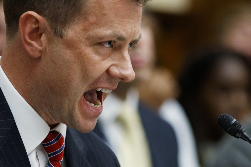 """alt=""""FBI agent clashes with GOP at hearing on Russia probe"""""""