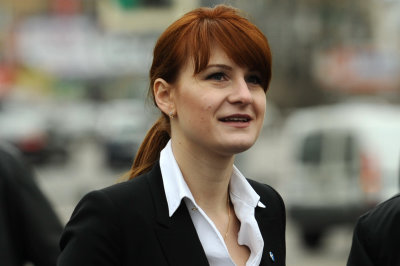 "alt=""Mariia Butina, Sought Meeting for Trump & Putin, Charged as Russian Agent"""