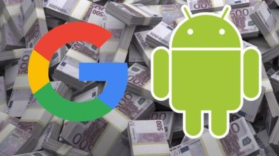 "alt=""Google hit with €4.3bn Android fine from EU"""